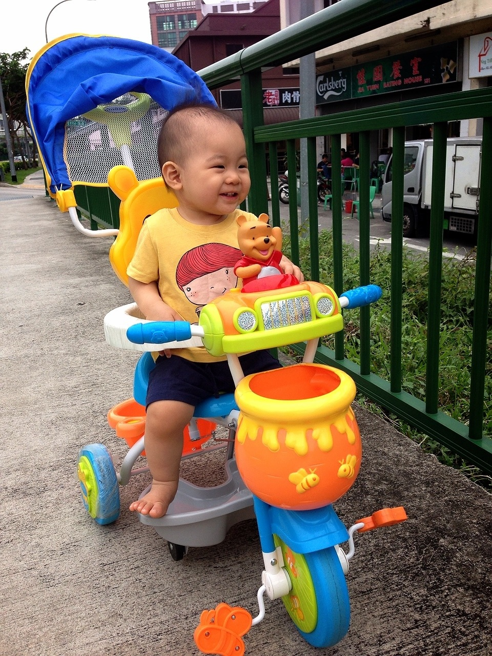 My First Tricycle