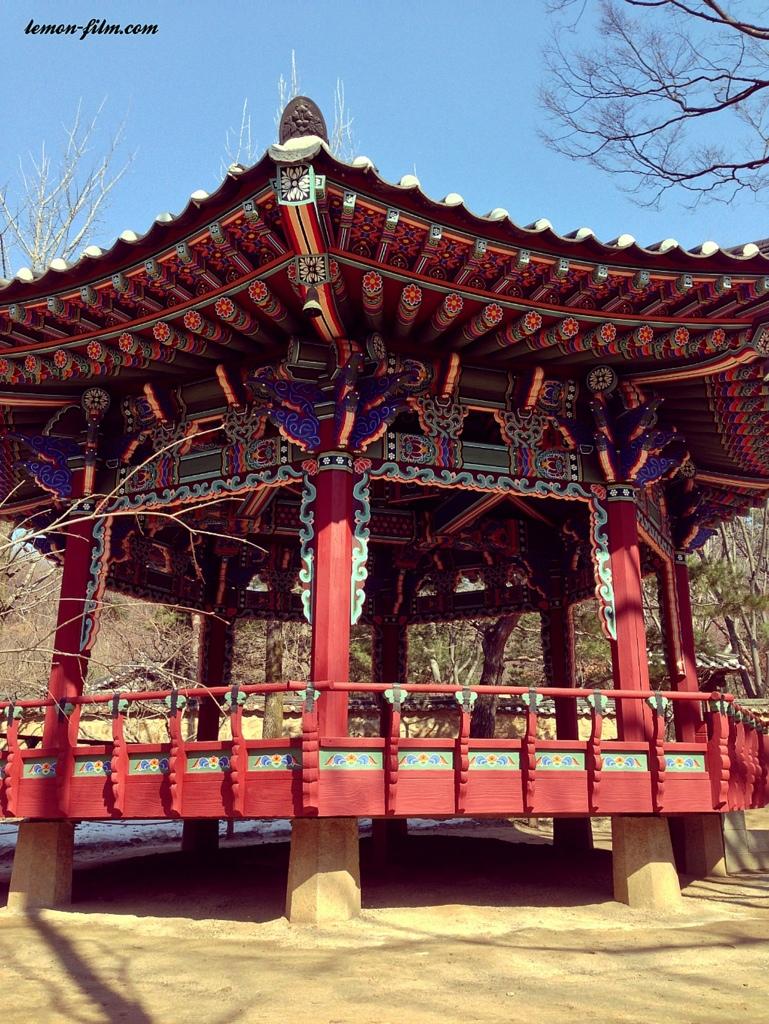 Korean Folk Village In Gyeonggi