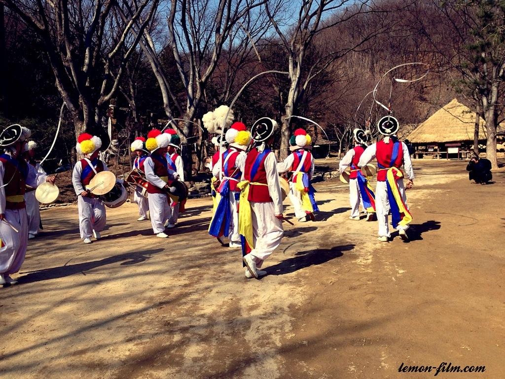 Heritage Insights of Korean Folk Village