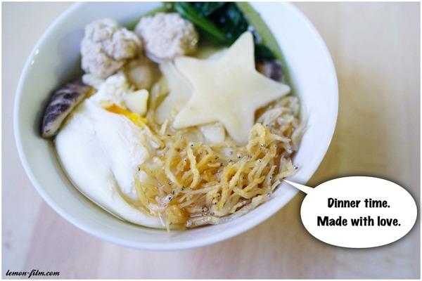 Homemade Mee Hoon Kueh