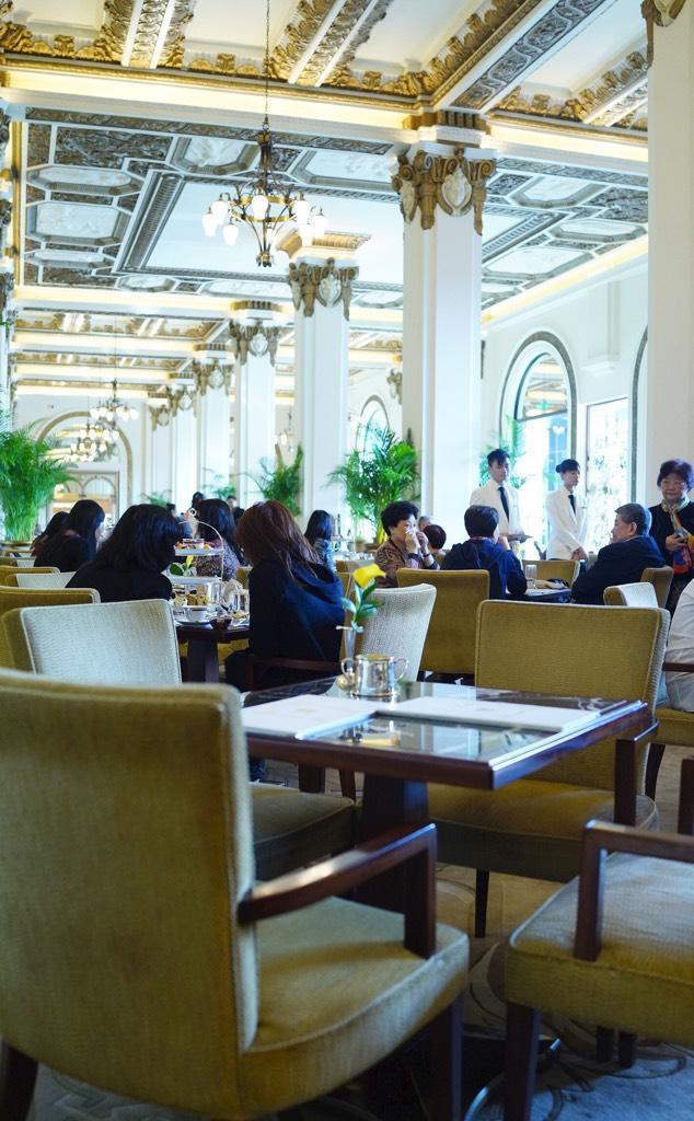 High Tea With The Peninsula Hong Kong