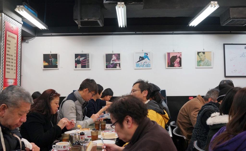 Capital Café 華星冰室 at Wan Chai