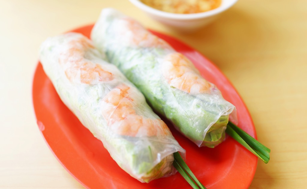 Samsim Quan An Vietnamese Cafe