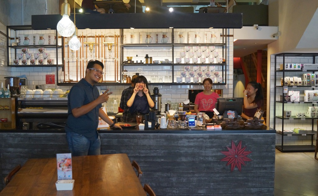 Jewel Cafe + Bar At Rangoon Road