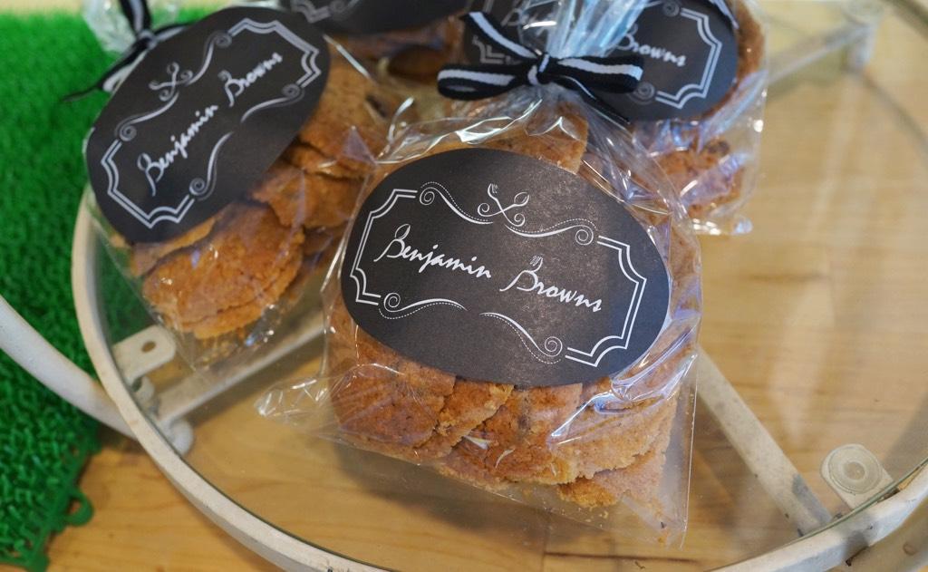 Benjamin Browns Bistro And Bakery