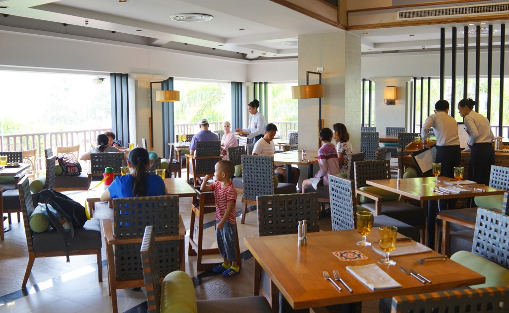 JW Marriott Phuket And Cucina Dining