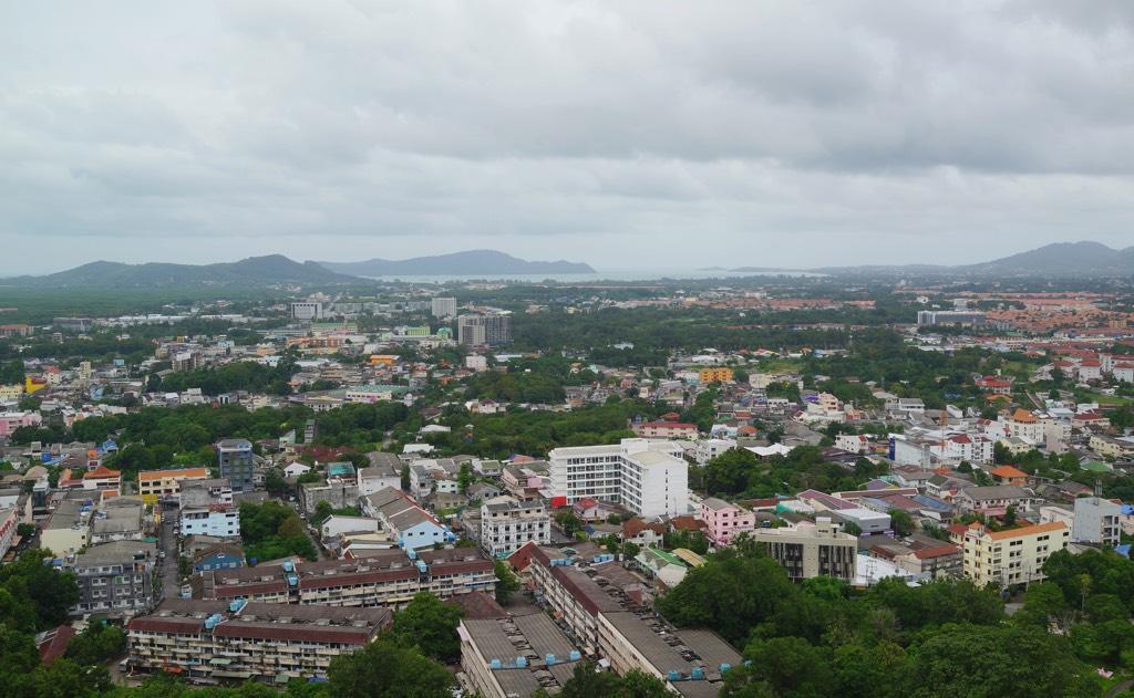 Exploring Phuket Town