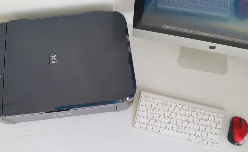 Canon PIXMA E560 Wireless Printer