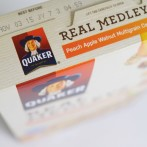 Simply Granola and Real Medley Cereals by Quaker