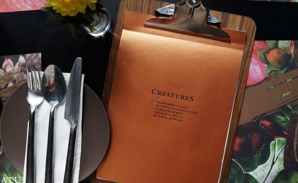 CreatureS Cafe At Desker Road
