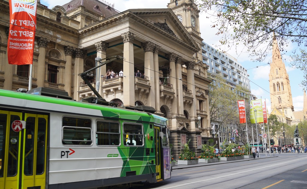 One Day Guide In Melbourne City