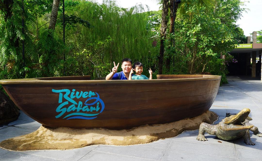 Family Day In River Safari