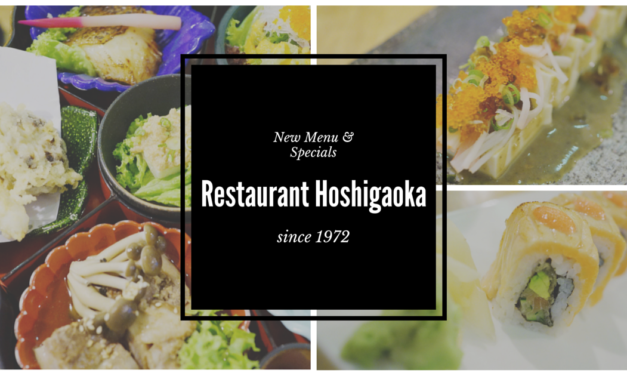 Restaurant Hoshigaoka, The Japanese Restaurant With Over 40 Years In Singapore