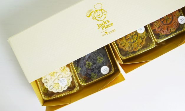Jack's Place and Eatzi Gourmet Mooncakes For Mid-Autumn Festival 2016