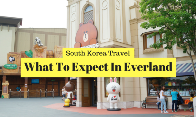 What To Expect In Everland Theme Park