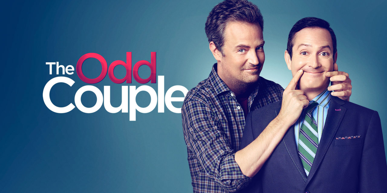 RTL CBS Presents Man With A Plan And The Odd Couple Season 3