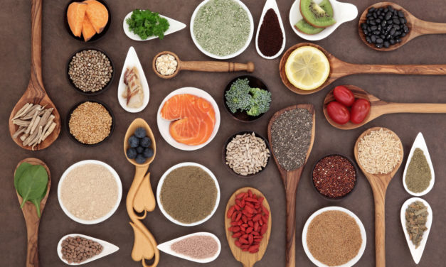 Four Superfoods That Are Good For Your Health