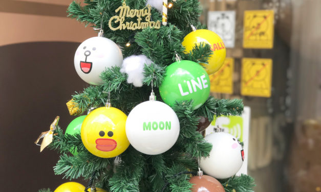 Why We Love LINE FRIENDS & Cafe In Fukuoka?