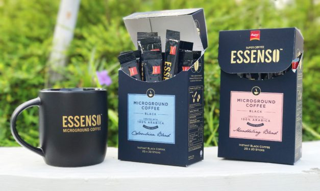 Colombian and Mandheling Coffee Blends By ESSENSO